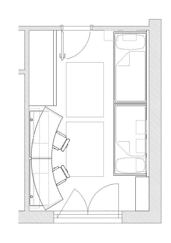 дизайн для детской комнаты мальчика