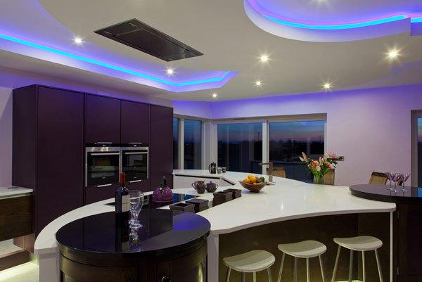 интерьер дизайн кухни фото