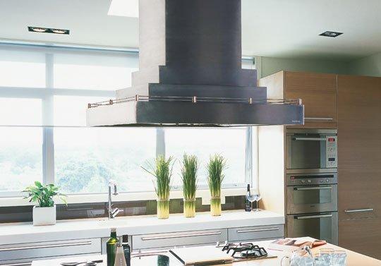 вентиляция на кухне фото