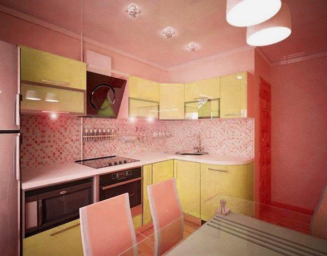 кухни 8м от дизайнеров