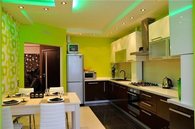 освещение на кухне, дизайн от профессионалов
