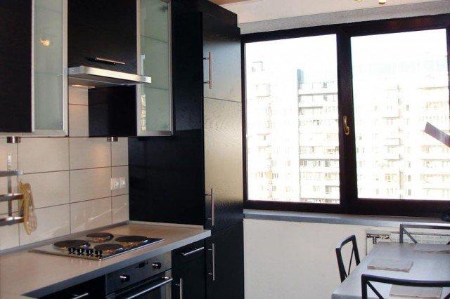 Пример дизайна кухни в хрущёвке