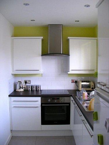 дизайн малогабаритные кухни