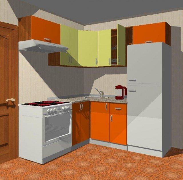 кухни фото дизайн примеры