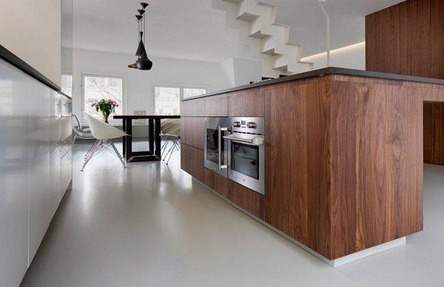 кухонный остров дизайн кухни
