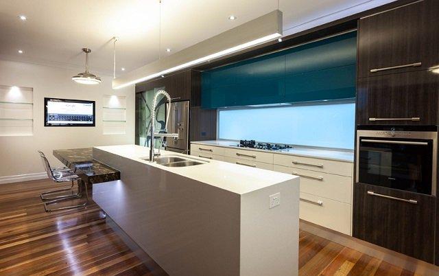 кухонный остров хороший вариант проекта