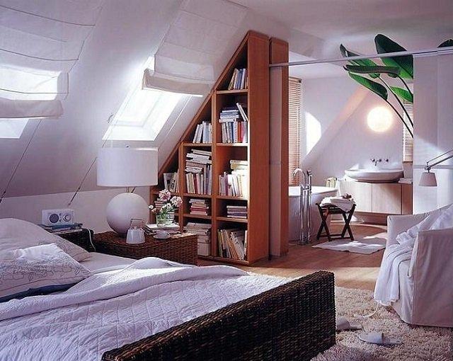 большая масанд спальня