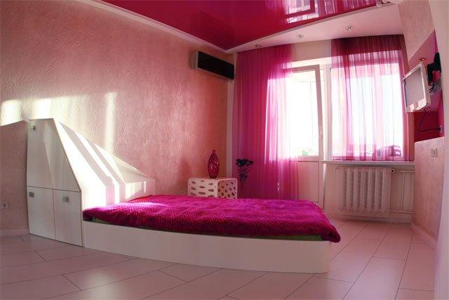 цветовые предпочитания спальни для девушек