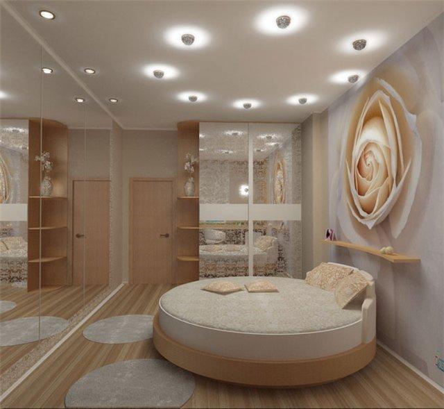 декоративные спальни по фен шуй