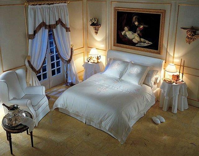 дизайн спальни классика основные акценты стиля