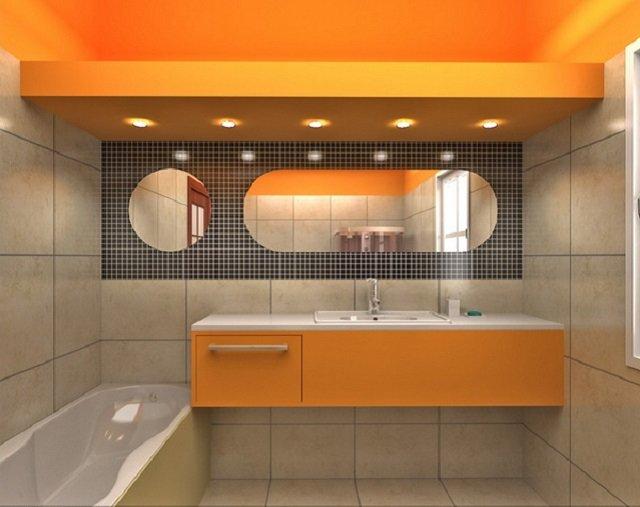 дизайн ванной 3кв м