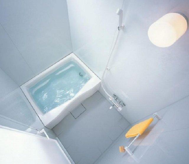 дизайн ванной комнаты 150х135