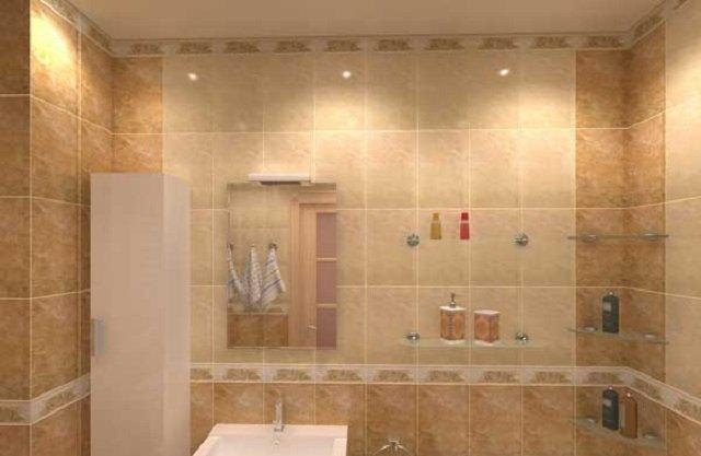 дизайн ванной комнаты 5м2