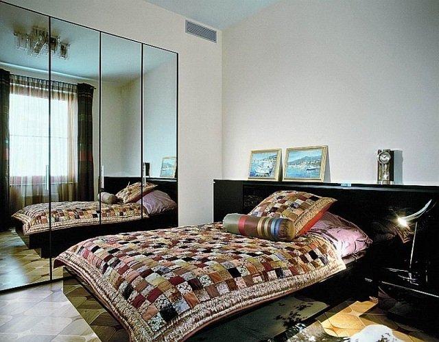 дизайн вашей маленькой спальни