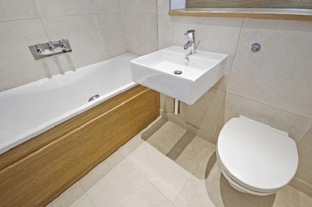 Дизайн малогабаритных ванных комнат фото
