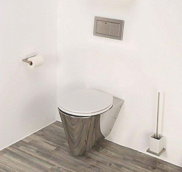 элегантный туалет в хрущевке