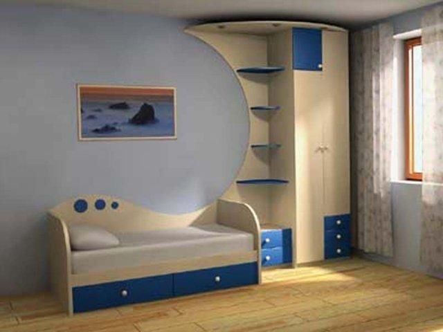 хорошо сделанная комната для мальчика подростка