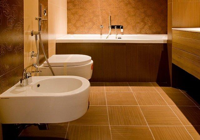 интерьер ванной в панельном доме