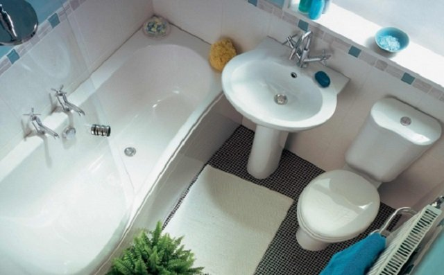 интерьер ванны в хрущевке