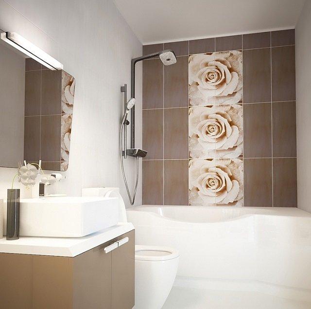 интересный дизайн ванной комнаты 5м2