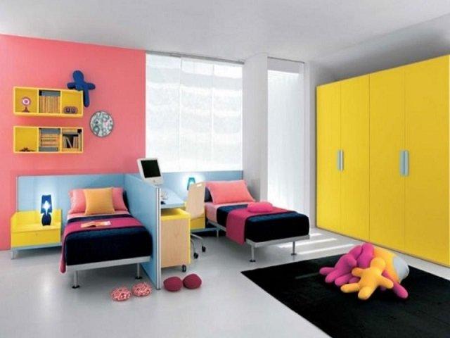 комнаты зделанные для разнополых детей