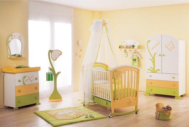 комнаты для младенца