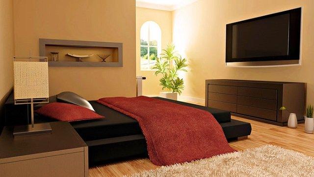 ковры в спальне