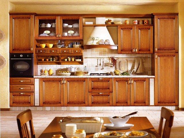 кухни в стиле современная классика