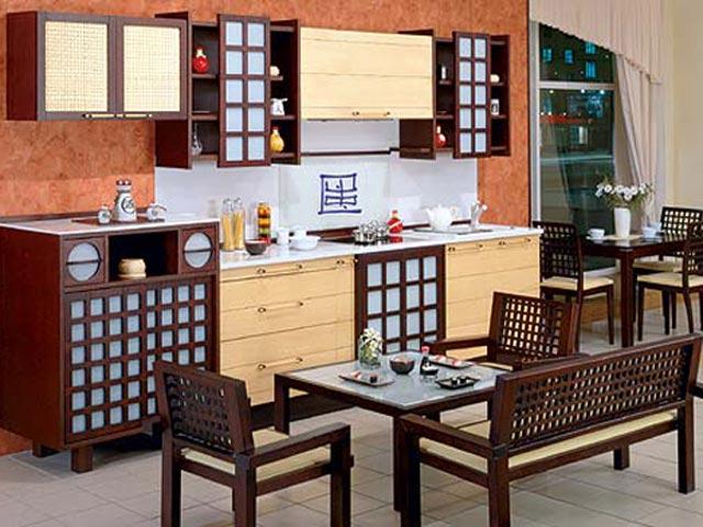 кухня - японский стиль