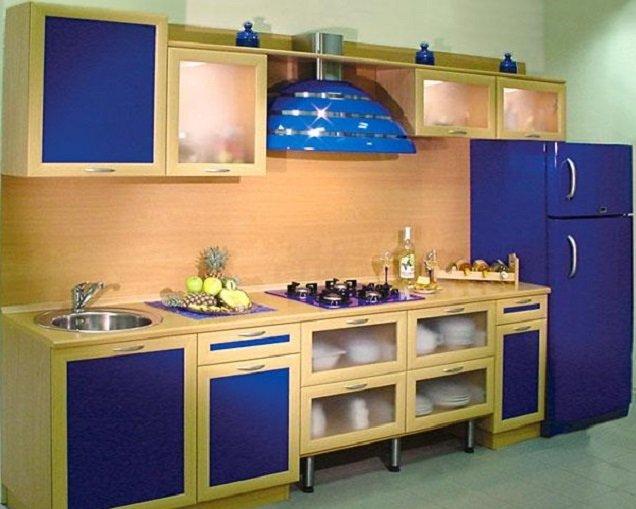 небольшая кухня эконом класс