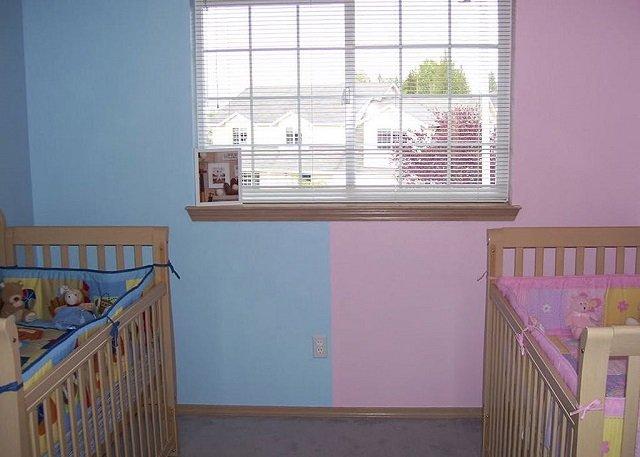 оригинальный дизайн детских комнат для разнополых детей