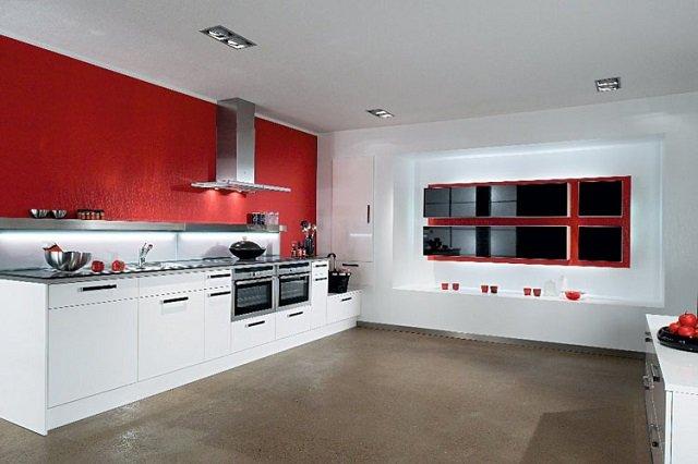 особенности прямой кухни