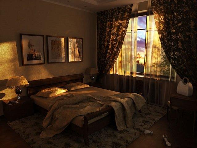 спальни для женщины как оригинальный подарок