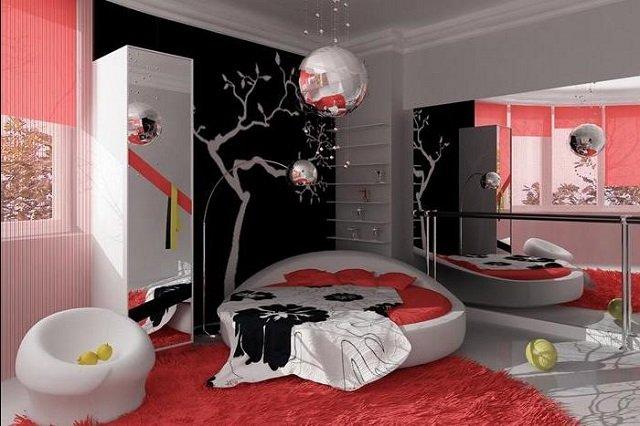 спальни для девочки подростка
