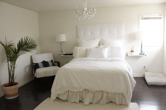 стильные спальни 12 квадратов