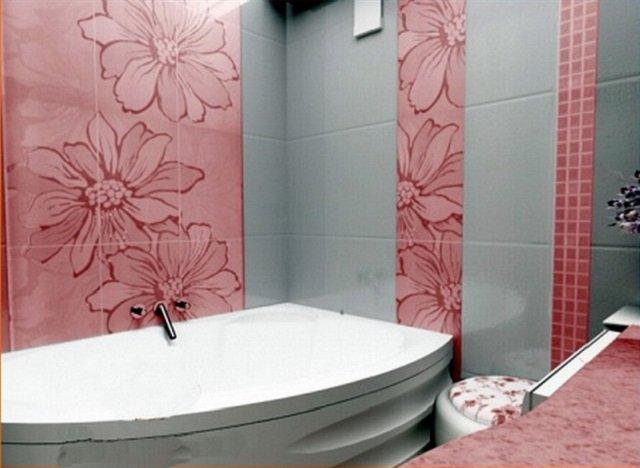 ванная комната 3кв м
