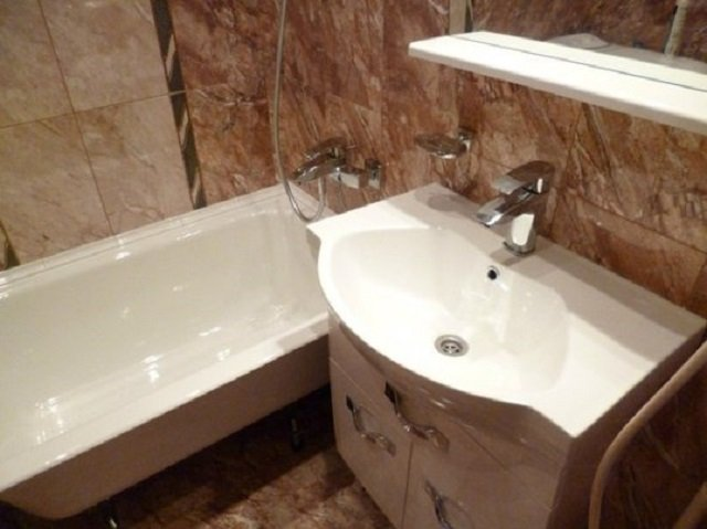 ванны в хрущевке