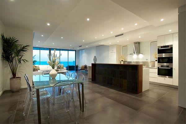 дом для богачей в Брисбене