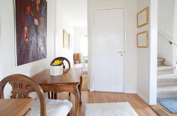 гостеприимный дом в традиционном дизайне но с изюминкой