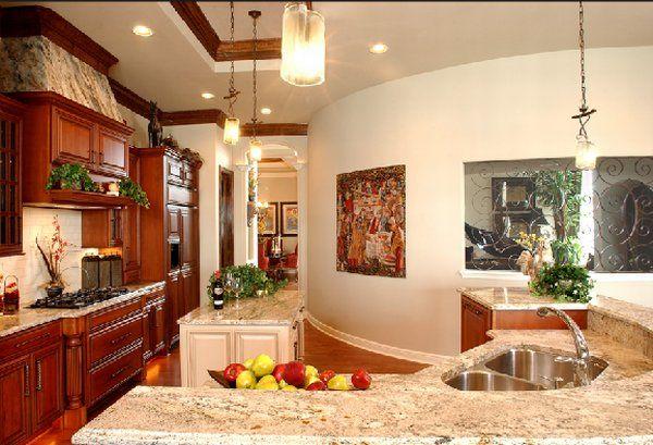 хорошие класические идеи от Central Kitchen & Bath iz Floridy