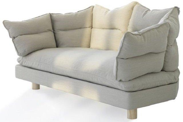 комфортный диван-конвертик