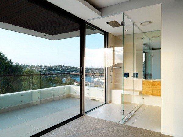 современная резиденция контрастов в Австралии