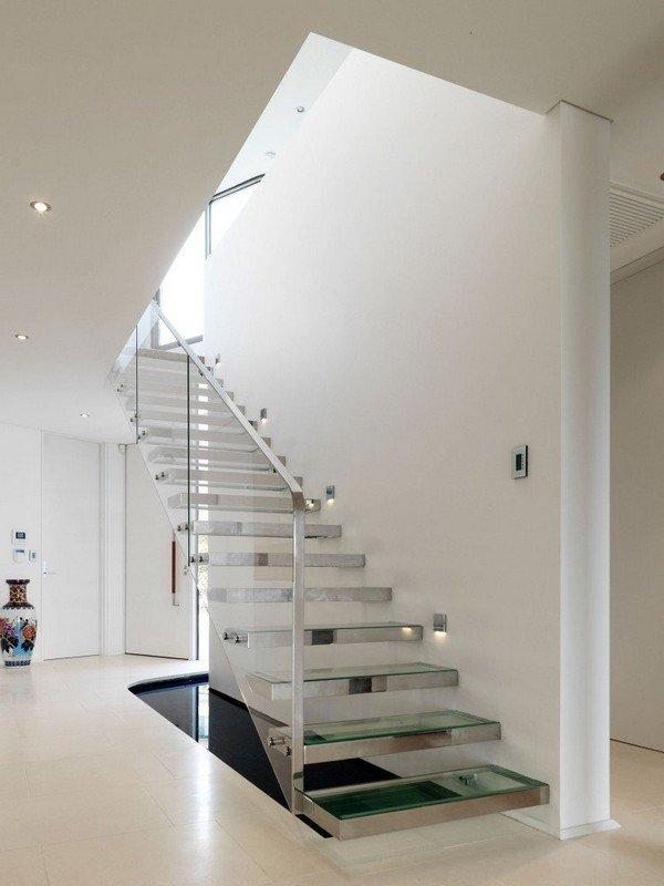 впечатляющая стильная и современная резиденция контрастов