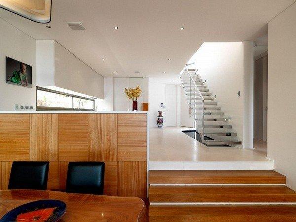 впечатляющая стильная резиденция контрастов
