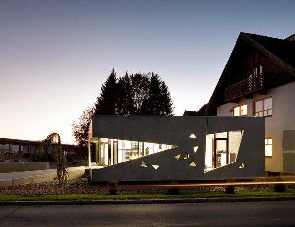 архитектура офиса