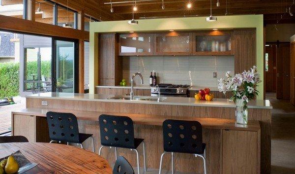 дизайн современной кухни модерн