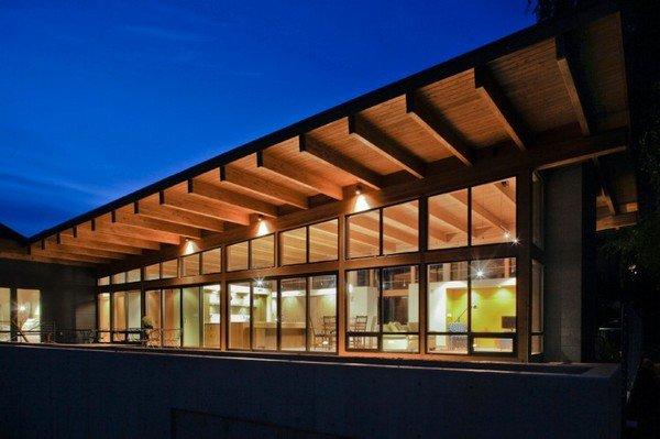 дизайн террасы частного дома