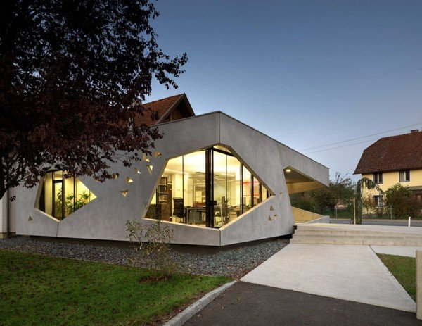 фотографии архитектуры офисных зданий