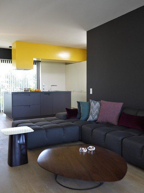фотография углового дивана