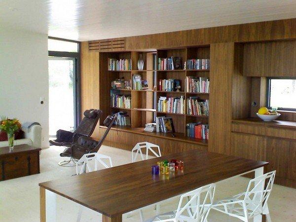 дизайн библиотеки фото